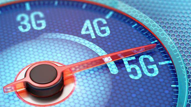 5G is super fast