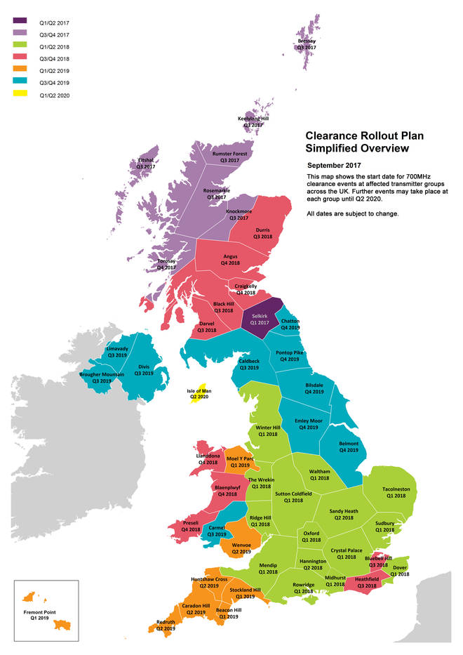 Map Of Uk 3g Coverage.5g Map How Can I Get It Which Providers Offer It And Where Is It