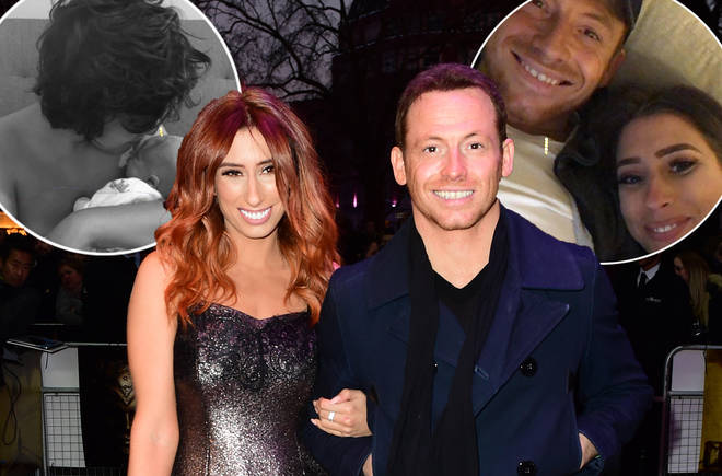 Joe Swash has been criticised for his latest Instagram post