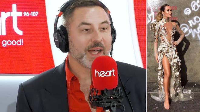 David Walliams thinks Amanda Holden always looks 'beautiful'
