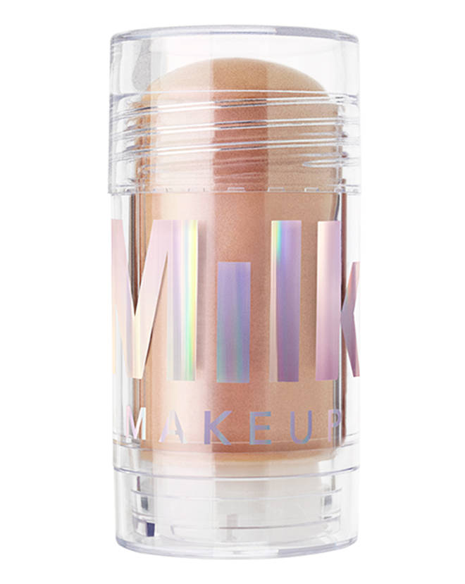 Glow on the go with the brilliant Milk Makeup stick