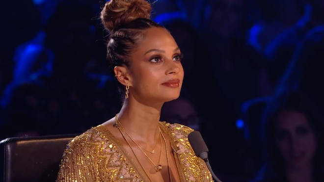 While it appeared as if Alesha Dixon was performing the magic, the key which creates the illusion can be purchased online