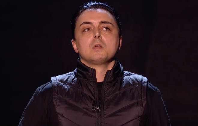 Marc Spelmann revealed he was the magician X on the final of Britain's Got Talent