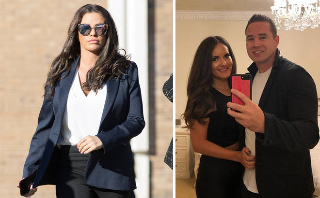 Katie Price has been given a restraining order