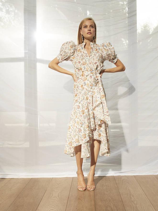 This Stella shirt dress is from Anna Mason