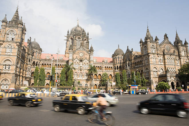 Mumbai was found to have the worst traffic in the world