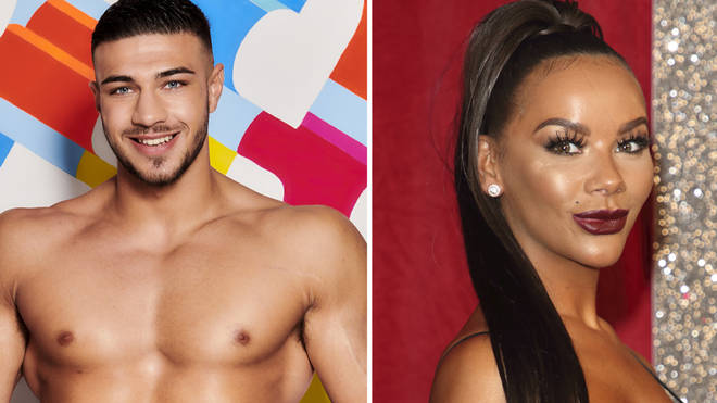 Tommy Fury reportedly dated Chelsee Healey