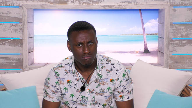 Sherif made a big impact in the Love Island villa