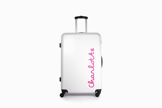 If you're jetting away to Majorca then the Love Island suitcase could be the perfect one for you
