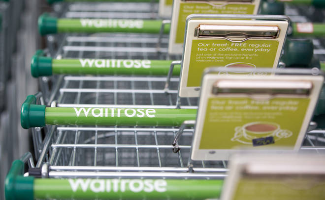 Waitrose have introduced 'refill' stations
