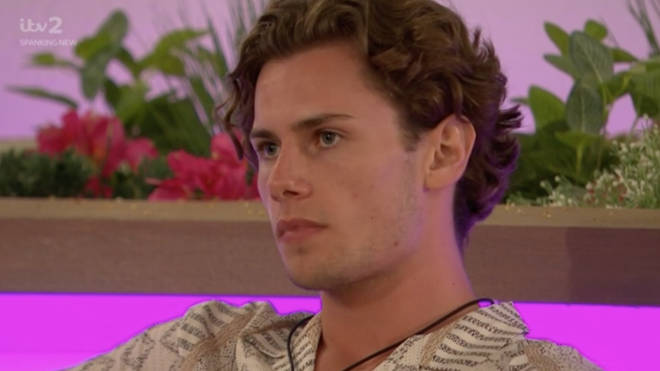 Joe was left upset when Lucie was taken away from him