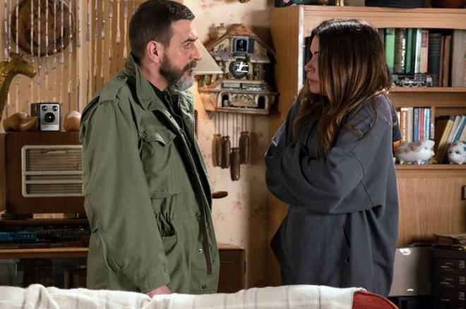 Peter will be joining Carla in Carlisle