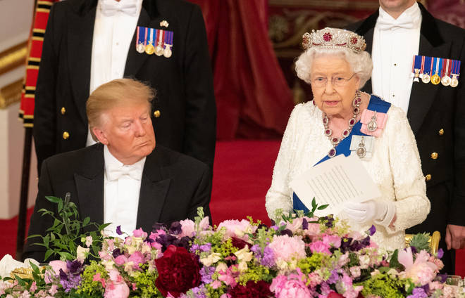 Royal fans are convinced the Queen wore this tiara for a very specific reason