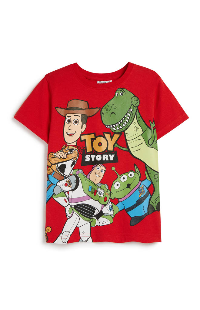 Primark Toy Story 4 collection