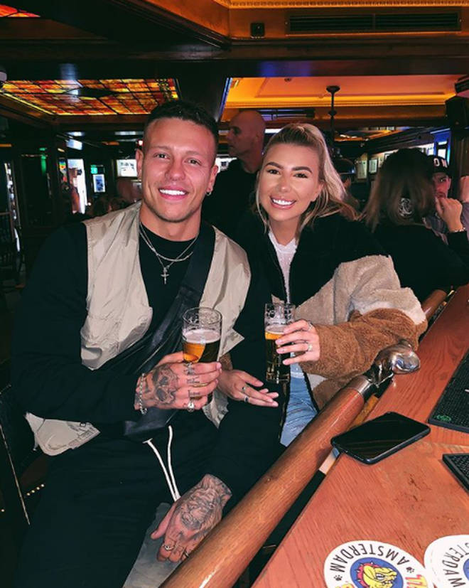 Olivia and Alex Bowen have been everyone's relationship goals ever since their first date in the Love Island villa in 2016