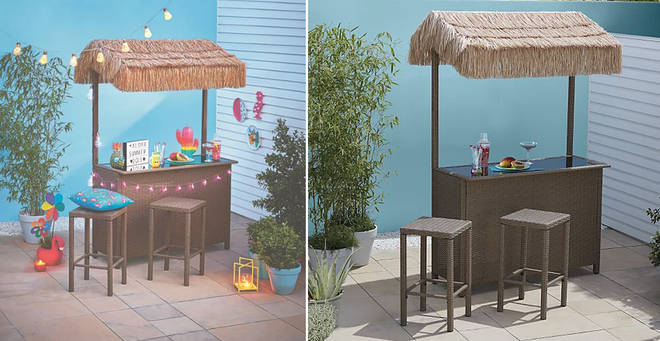 Asda have launched an amazing tiki bar