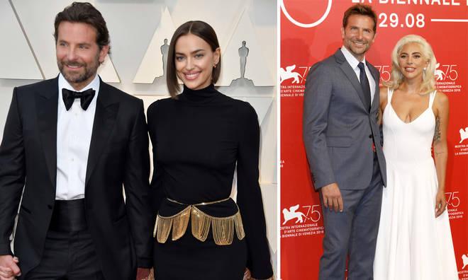 Bradley and Irina have reportedly split