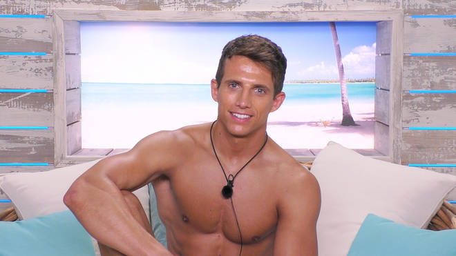 Callum has left the Love Island villa after just a week
