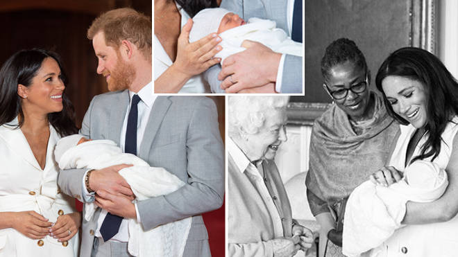 when was archie harrison born and how old is meghan markle and prince harry s son heart meghan markle and prince harry s son