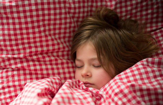 Experts say children need at least 10 hours of sleep.