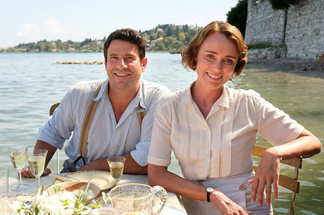 Spiro and Louisa The Durrells