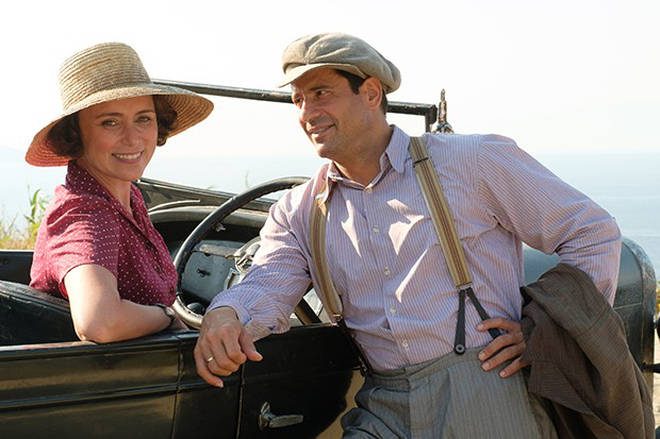 Will Keeley Hawes return as Louisa Durrell?