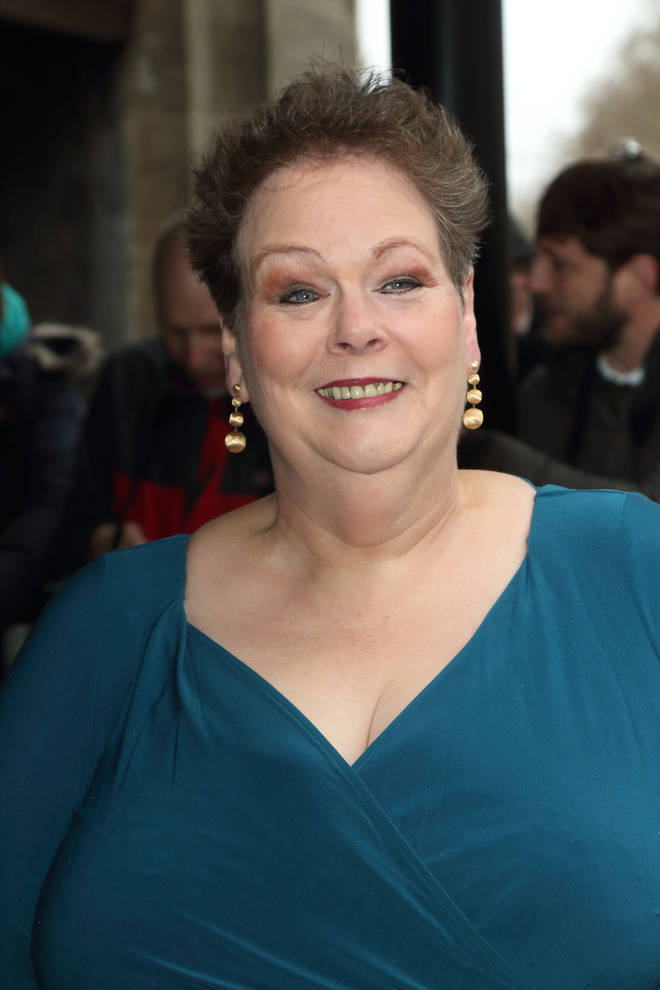 Anne Hegerty has spoken out in a candid interview
