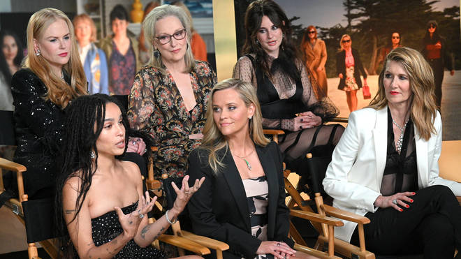 Who's in the Big Little Lies cast for season 2? Meryl Streep joins ...