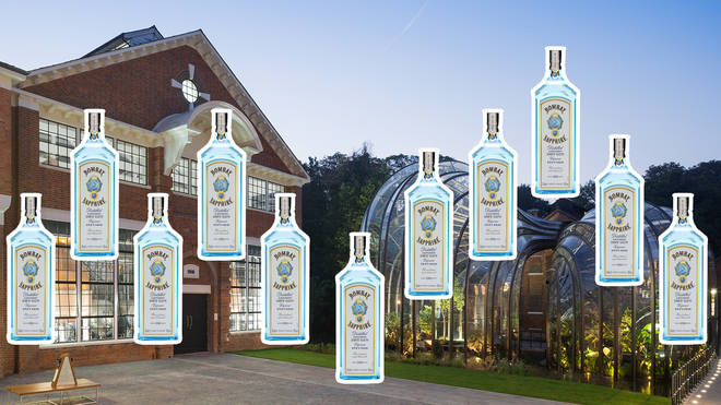 The Bombay Sapphire Distillery is a fascinating excursion for lovers of the quintessential British spirit