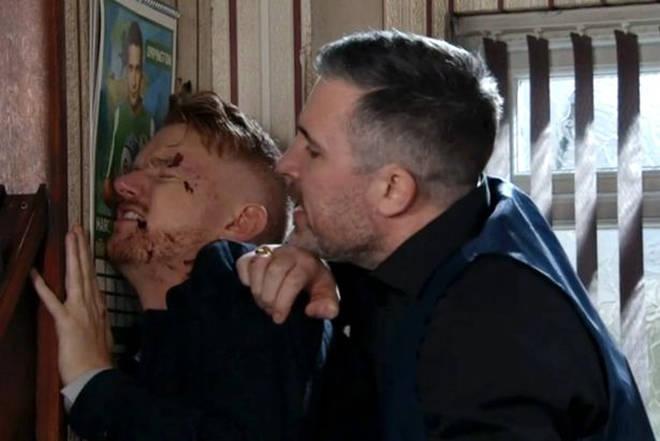 Will Rick kill Gary on Corrie?