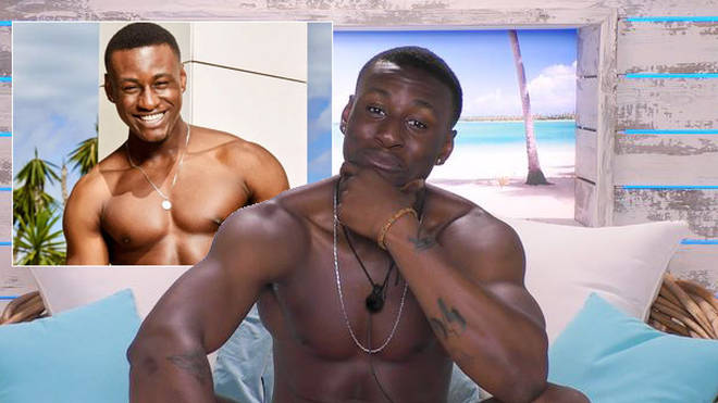 Sherif has been booted off Love Island