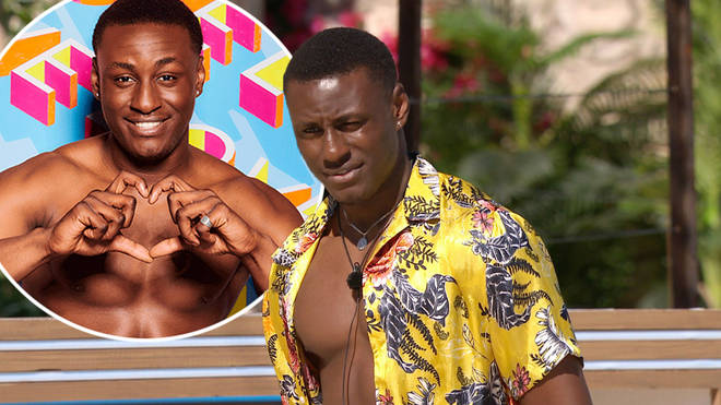 Sherif has been kicked out of the Love Island villa