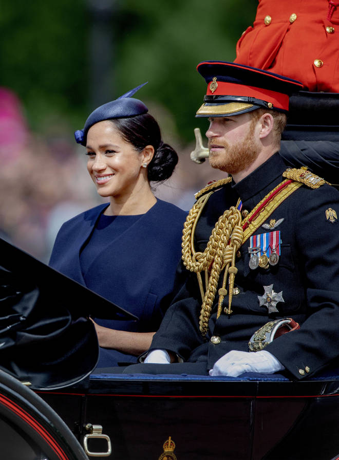 Meghan and Harry are planning their new tour