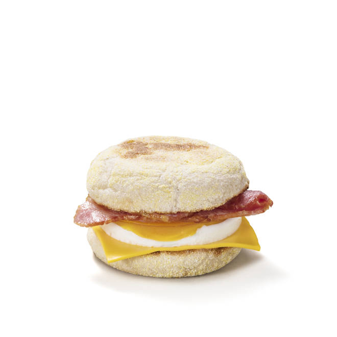 Fancy a McMuffin at 10:55am - now you can get one