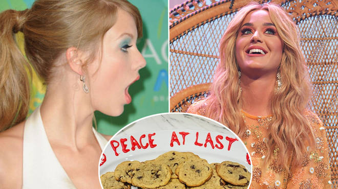 Katy Perry Taylor Swift Feud What Was The Beef Between The Singers Heart