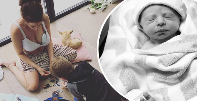 Stacey Solomon has opened up about motherhood on Instagram