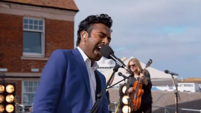 EastEnders actor Himesh Patel  stars in 'Yesterday'