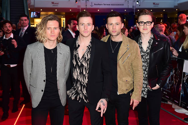 Danny revealed he still meets up with the McFly boys