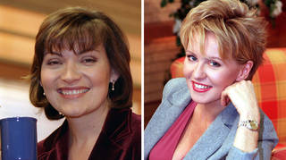 Lorraine Kelly and Esther McVey have been at the centre of 'feud' speculation