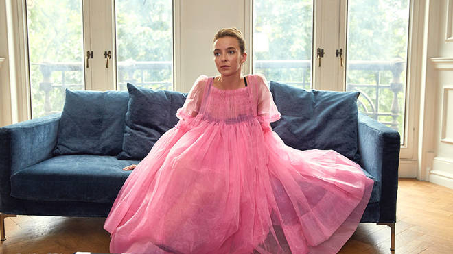 Villanelle's pink princess gown is one of her most iconic looks of the whole show