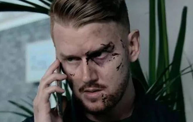 Gary Windass is in danger