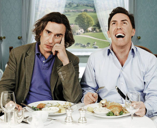 The Trip with Steve Coogan and Rob Brydon is retuning - this time in Greece