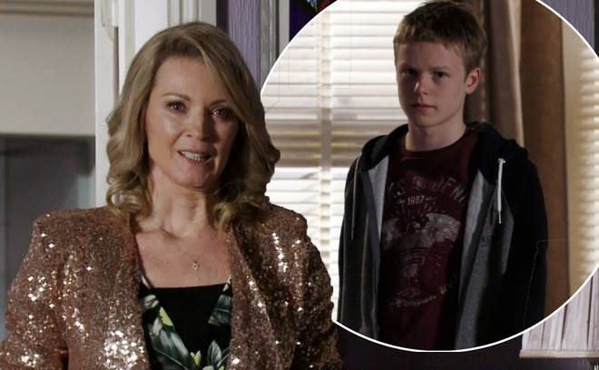 Bobby Beale is back in the square