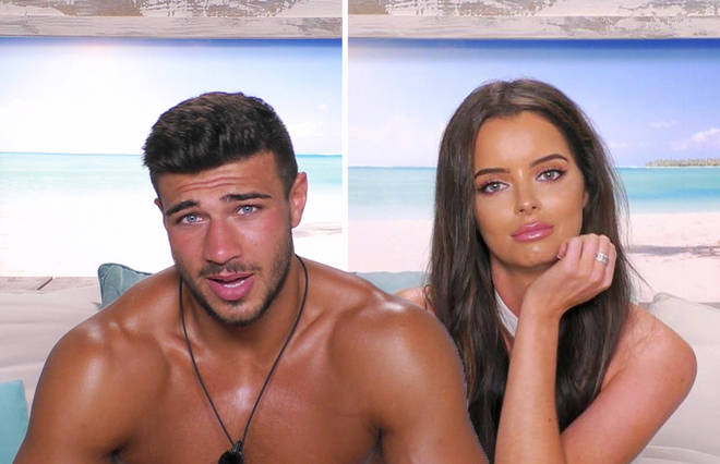 Love Island fans notice Tommy and Maura have the same management