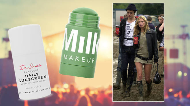 Kate Moss set the standard for festival chic