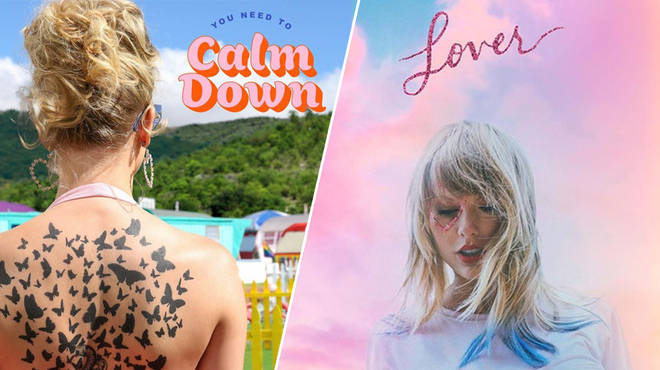 Taylor Swift is about to release her seventh studio album entitled Lover