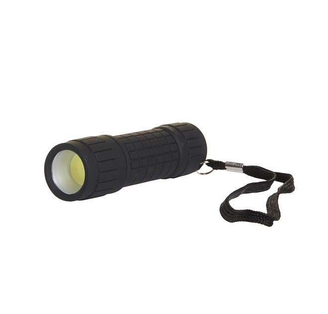 Find your tent easily with this ultra bright torch