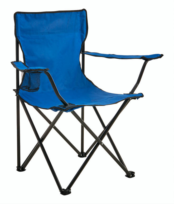 Camping chairs are a must-have for any camping festival