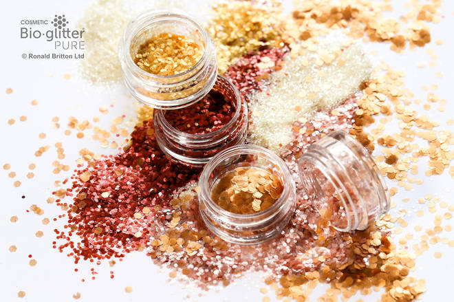 Eco glitter will be everywhere this festival season