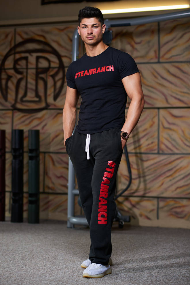 Anton has branded gym gear for any of its members
